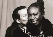 Did I tell you about the time I took a bubble bath with Nina Simone?