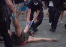 """LGBTQ rights marches turns violent as thousands march in """"Polish Stonewall"""""""