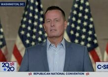 "Gay Republican implies LGBTQ rights come ""at expense of others"" during convention speech"