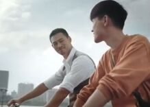 """Cartier ad shows two young men in love but the company says they're """"father & son"""""""