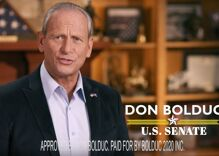 GOP Senate candidate uses an anti-gay slur in his campaign ad
