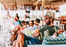 Science explains why gay men love iced coffee