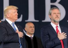 "Jerry Falwell Jr. sues Liberty University for ""damaging his reputation"""