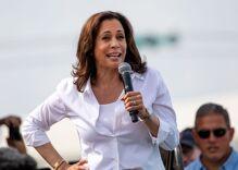After Barack Obama, birthers set their sights on Kamala Harris