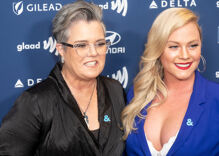 "Rosie O'Donnell defends Ellen DeGeneres because ""she has some social awkwardness"""