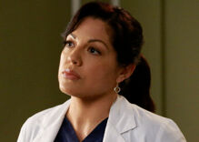 "Bisexual ""Grey's Anatomy"" actor Sara Ramirez just came out as non-binary"