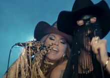 Shania Twain & gay cowboy crooner Orville Peck team up with John Waters in a very queermusic video