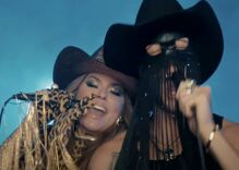 Shania Twain & gay cowboy crooner Orville Peck team up with John Waters in a very queer music video