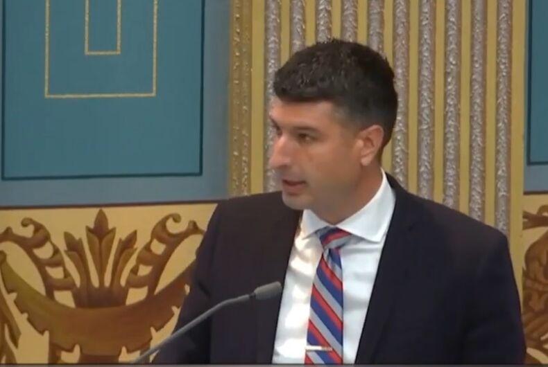 Michigan Sen. Tom Barrett (R)