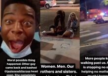 Hate crime charges filed after 3 trans women were beaten, robbed & mocked in the street