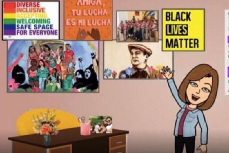 Taylor Lifka's inclusive virtual classroom