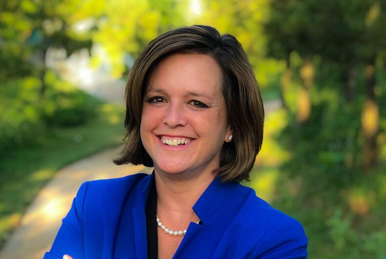 Texas House Candidate Ann Johnson
