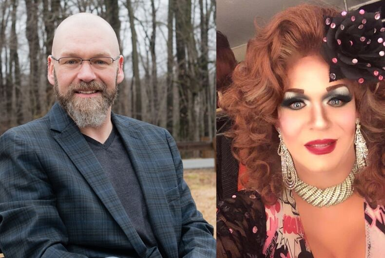 Eric Morrison and Anita Mann