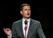 Eric Trump claims he's part of the LGBTQ community