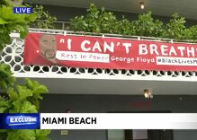 Gay hotel forced to remove BLM banner after anonymous complaint to city
