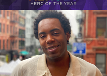 Dr. Julian L. Watkins is LGBTQ Nation's Hero of the Year