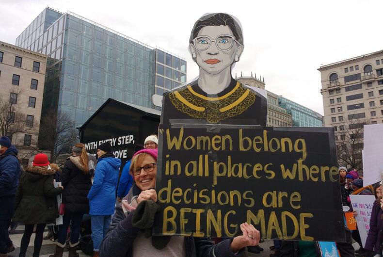 January 19 2019: Women's March on Washington