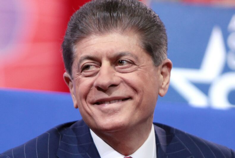 Andrew Napolitano at the 2015 Conservative Political Action Conference