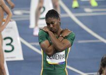 Gold medal Olympian Caster Semenya blocked from defending medal unless she takes hormones