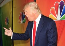 """Donald Trump allegedly called a contestant on The Apprentice a """"Black f**"""""""