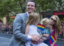 California governor signs four LGBTQ rights laws