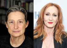 Judith Butler tore J.K. Rowling's transphobia to pieces in an epic clapback