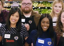 Christian Kroger employees sue for being forced to wear a heart on their uniform. They say it's gay.