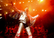 Judas Priest's lead singer was busted cruising a park bathroom for sex