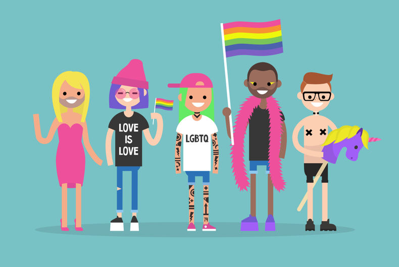 Dictionary.com, queer inclusive words, LGBTQ dictionary, LGBTQ words