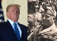 Donald Trump's performance masquerading as a leader isn't even original