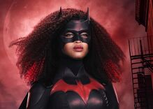 """Javicia Leslie's redesigned Batsuit on """"Batwoman"""" is incredible. Here's your first look."""