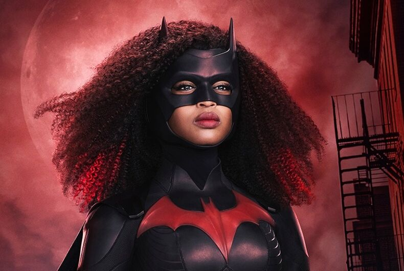 Javicia Leslie is Batwoman