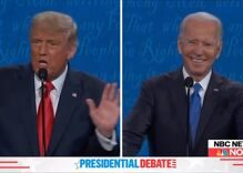 Trump went into the presidential debate looking for a win. He didn't get it.