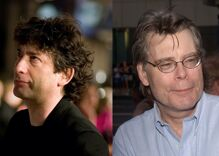 Neil Gaiman & Stephen King come out swinging with forceful pushback to J.K. Rowling's transphobia