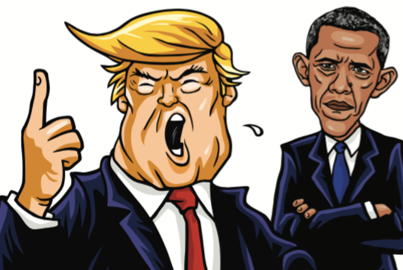 Vote as if your life depends on it: How the federal courts stack up, Trump v. Obama
