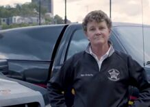 Lesbian sheriff's candidate uses sexual orientation as a selling point in powerful new political ad