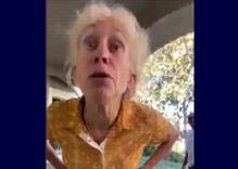 """Gender Reveal Karen"" caught on video screaming & getting violent over Black family's backyard party"