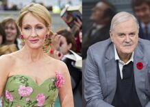"""John Cleese continues to defend J.K. Rowling by identifying as """"a Cambodian police woman"""""""