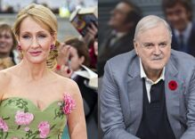 "John Cleese says he's ""proud"" to support J.K. Rowling against ""hatred"""