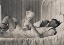 Historical photos of men in love: The couples who were bold