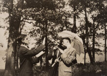 Historical photos of men in love: I now pronounce you