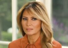 "Melania Trump is ""shocked"" some people think her husband is anti-gay"