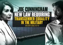 GOP candidate says transgender equality will close military base in bizarre, desperate new ad