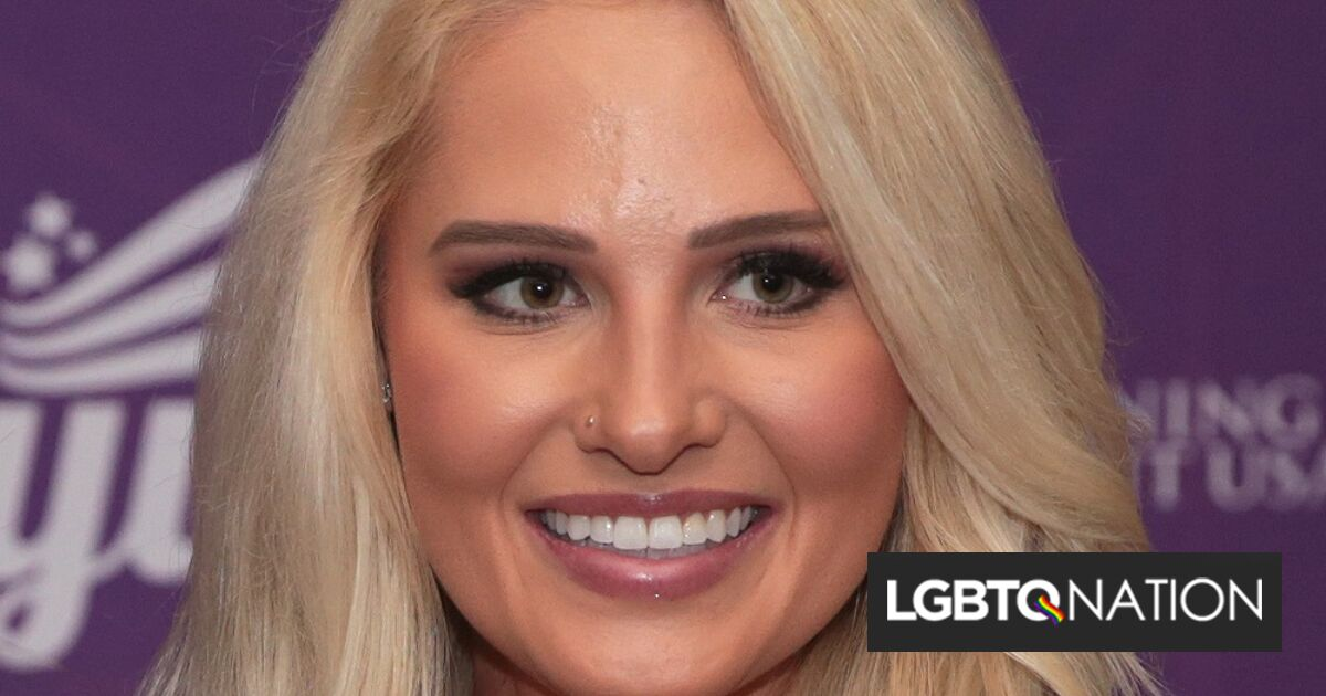 """Nazi Barbie"" Tomi Lahren goes viral after whining someone called her that to her face"