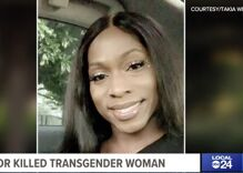 Angel Haynes was gunned down & left for dead. She's the latest trans woman murdered this year.