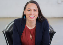 Out congresswoman Sharice Davids is fighting to keep her seat for a second term. Here's why.