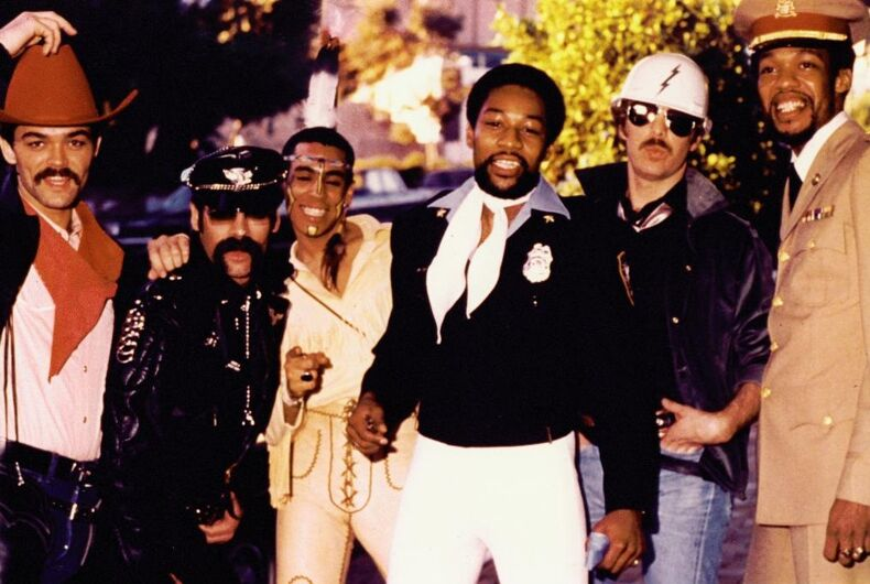 The Village People in 1978