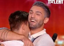 """Gay dance duo show what it's like to come out to your dad in """"incredible"""" performance"""