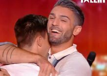 "Gay dance duo show what it's like to come out to your dad in ""incredible"" performance"