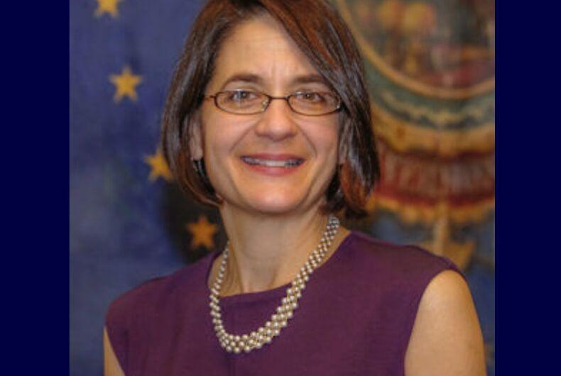 Vermont Sen. Becca Balint